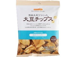 ビオクラ 大豆チップス あおさビネガー 袋35g