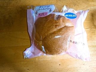 セイコーマート オレンジロールパン