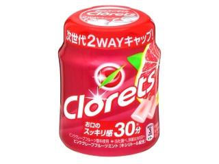 モンデリ クロレッツXP ピンクグレープフルーツミント ボトル140g