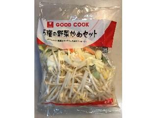 伊藤食品 GOOD COOK 5種の野菜炒めセット 袋270g
