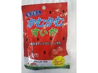 三菱食品 かむかむすいか 袋30g