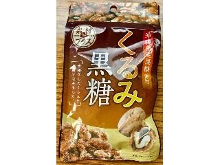 三菱食品 素材deプラス くるみ黒糖 30g