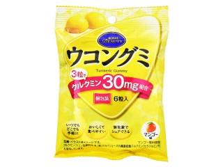 三菱食品 ウコングミ 袋25g