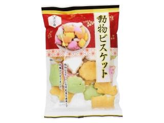三菱食品 動物ビスケット 袋115g
