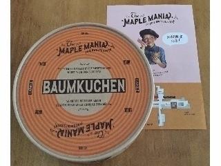 ザ・メープルマニア メープルバームクーヘン