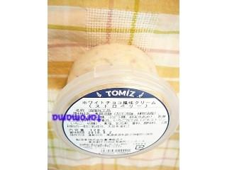 TOMiZ ホワイトチョコ風味クリーム ストロベリー