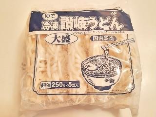 秦食品 ゆで 冷凍 讃岐うどん 大盛り 250g×5食入