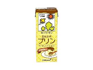 豆乳飲料 プリン