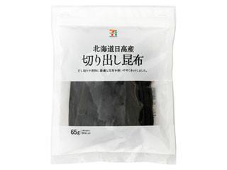 セブンプレミアム 北海道日高産切り出し昆布 袋65g