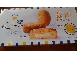岡山宝 ちょっと贅沢チョコinガレット 箱6個