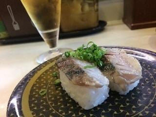 はま寿司 炙りさば
