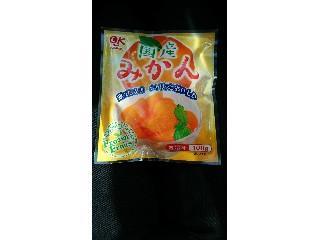岡本食品 国産みかん 袋100g