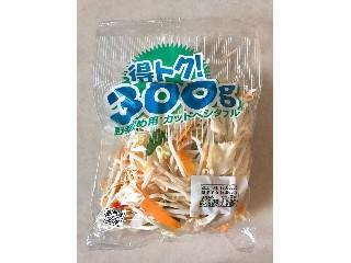 旭物産 得トク!300g 野菜炒め用カットベジタブル 袋300g