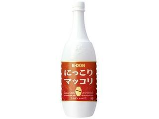 E-DON にっこりマッコリ ペット1000ml