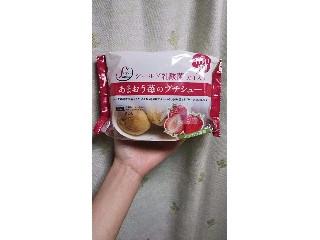 シールド乳酸菌M‐1入り あまおう苺のプチシュー