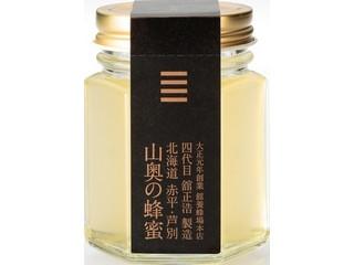 三ツ星北海道 山奥の蜂蜜 国産アカシアはちみつ 瓶130g