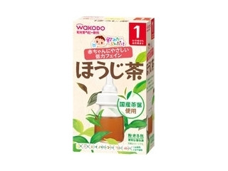 和光堂 飲みたいぶんだけ ほうじ茶 箱1.2g×8