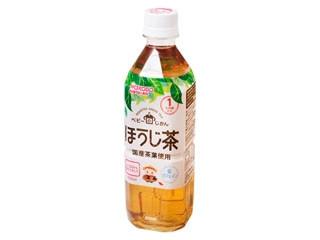 和光堂 ベビーのじかん ほうじ茶 ボトル500ml