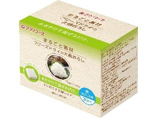 アサヒ まるごと素材 フリーズドライの大根おろし 箱3.5g×7