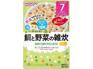 和光堂 グーグーキッチン 鯛と野菜の雑炊 袋80g