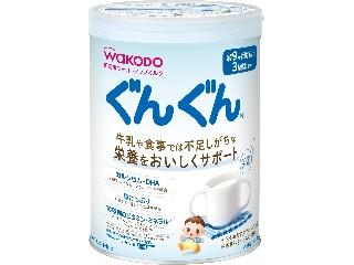 和光堂 フォローアップミルク ぐんぐん 缶830g