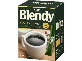 AGF ブレンディ パーソナル インスタントコーヒー 箱2g×32